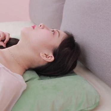 颈椎枕-牵引枕-药枕-颈椎自助微牵引宝(加药)