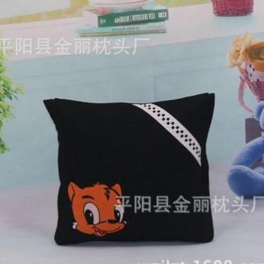 厂家直销高端礼品抱枕 抱枕被 汽车靠垫 可定制抱枕被可定制log